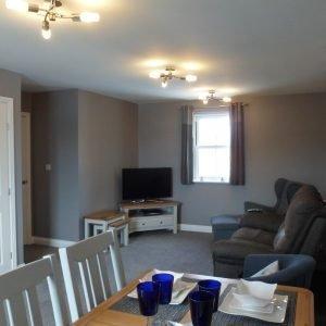 2 berdoom apartment, The Bay Filey