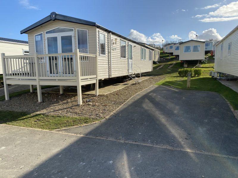 3 bedroom platinum caravan at Reighton Sands