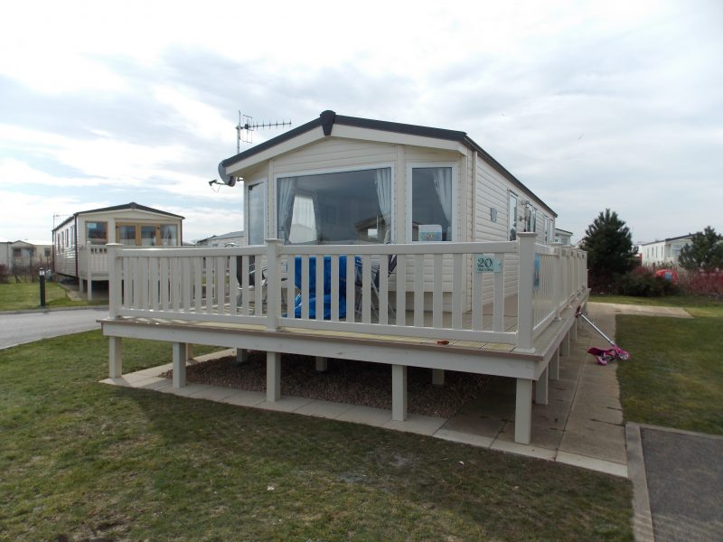 This caravan is a Atlas Chorus 4 and was new in September 2013, it is located on Bay View and exclusive new development on the cliff top and is a really nice, quiet part of the park with gorgeous sea views. Our Prestige grade caravan has 3 bedrooms (a double and 2 twin) We have a large veranda with table and chairs, Primrose Valley is a 5 star site with lots to do for all ages, Bay View is a 2-3 minute walk from the main complex. One double bedroom has a wardrobe and cupboard space, a hairdryer with a dressing table and mirror the twin bedrooms have 2 single beds with short wardrobes and cupboards. It has a spacious Kitchen area with lots of cupboard and shelving space is fully equipped with gas oven, 4 burner hob, microwave, kettle and toaster it has a built in fridge freezer, all cutlery, crockery, plates, pots and pans. The Lounge area has adequate free standing sofa's with a 32 LED TV with built-in Free view, Bluetooth speaker, electric fire and dining area. The shower room has a toilet in and a wash basin and there is also a separate toilet with another hand basin in. The Bay View area has piped gas so you wont run out of gas at any point, Water, Gas and Electric are included in the price. No Smoking is allowed in the caravan, however you may smoke outside the caravan. We have a key safe at the caravan which we use to give you the keys so there is no need to wait in the queues at reception for them. We give you the pin number for it just before your holiday and the code is changed regularly. We do have bed linen, travel cot and highchair available to hire for a small extra charge. To secure a booking, we require a £50 non refundable deposit which comes off the balance. We also require a refundable £100 security bond which returned within 7 days of leaving the caravan providing the caravan is left as it's found, the balance and bond is to be paid 4 weeks before the start of your holiday.