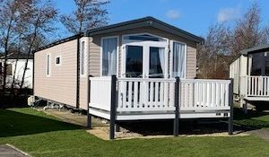 2 bedroom caravan at Primrose Valley