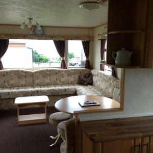 3 bedroom standard caravan