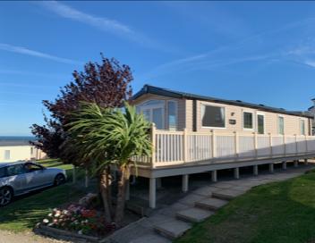 3 bedroom caravan at Reighton Sands