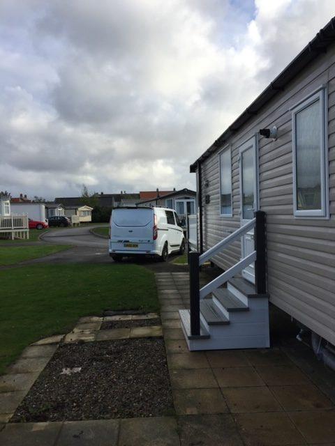 2 bedroom caravan at Primrose Valley