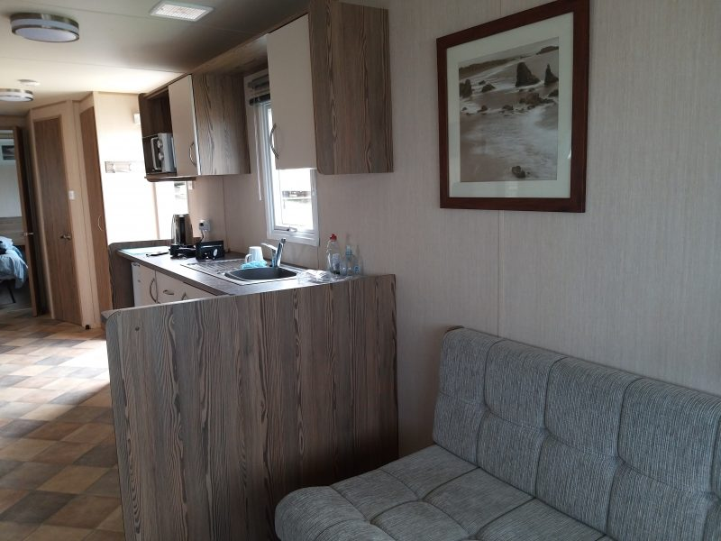 3 bedroom at Reighton Sands
